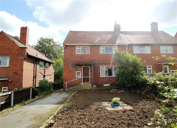 3 Bedrooms Semi Detached House for sale in Grove Mount, South Kirkby