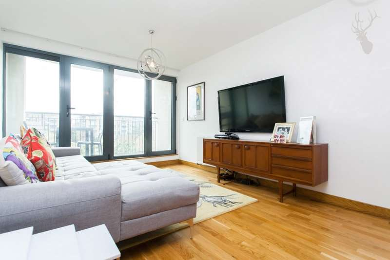 2 Bedrooms Flat for sale in Hanover Court, Stean Street, Haggerston, E8