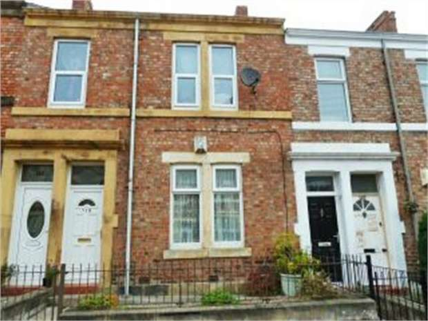 1 Bedroom Flat for sale in Rodsley Avenue, Gateshead, Tyne and Wear