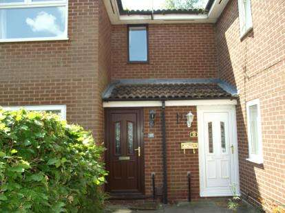 2 Bedrooms Terraced House for sale in Dove Close, Birchwood, Warrington, Cheshire