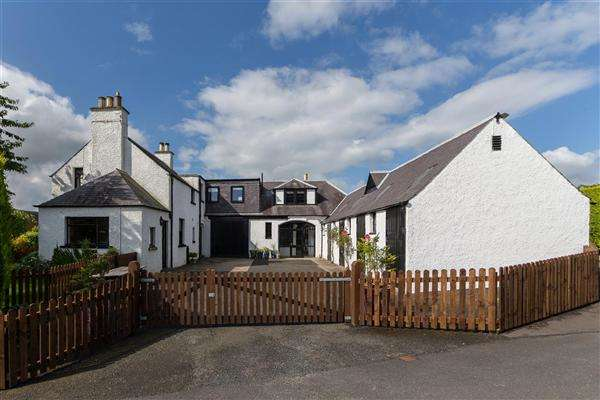 3 Bedrooms Detached House for sale in Narrowgates Stable Cottage, Main Street, St. Boswells