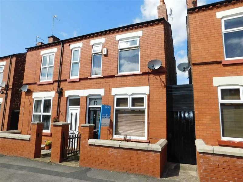 2 Bedrooms Property for sale in Avon Street, Shaw Heath, Stockport