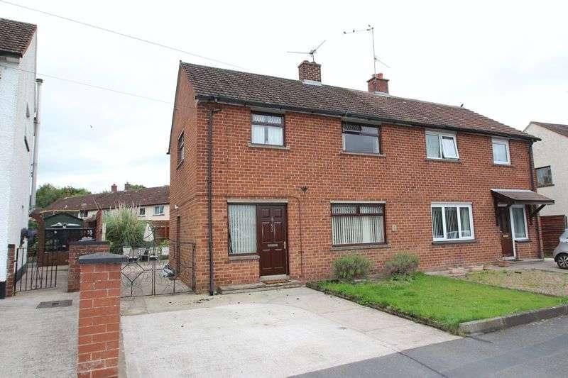 3 Bedrooms Semi Detached House for sale in 93 Princess Way, Portadown