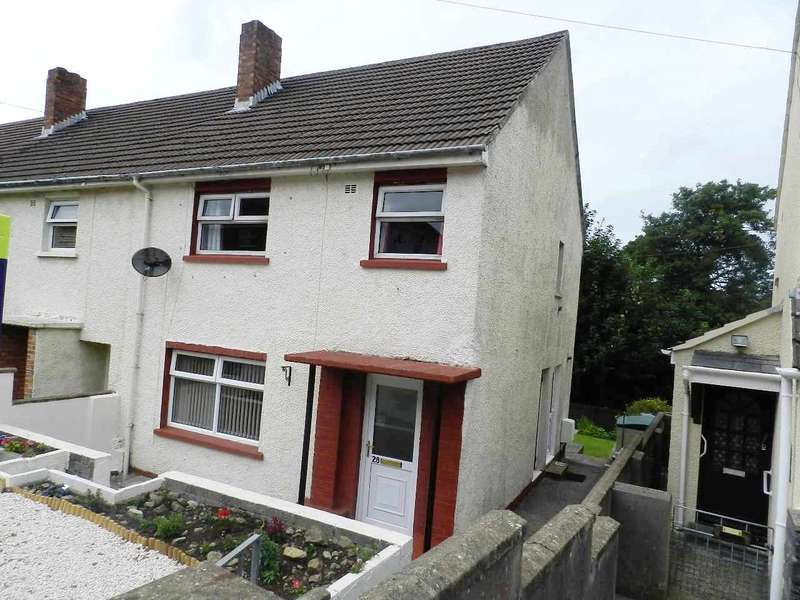 3 Bedrooms End Of Terrace House for sale in Fleming Crescent, Haverfordwest, Pembrokeshire