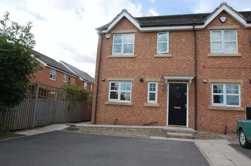 3 Bedrooms Terraced House for sale in Rona Gardens, Thornaby, Stockton-On-Tees