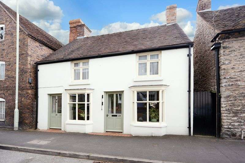 2 Bedrooms Cottage House for sale in High Street, Much Wenlock
