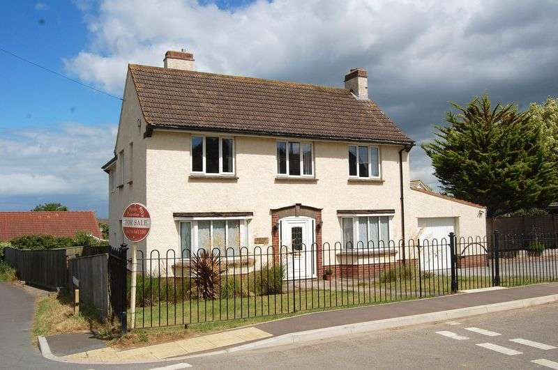 5 Bedrooms Detached House for sale in Crockers Hill, Woolavington