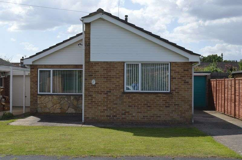 2 Bedrooms Detached Bungalow for sale in Lime Grove, Cherry Willingham