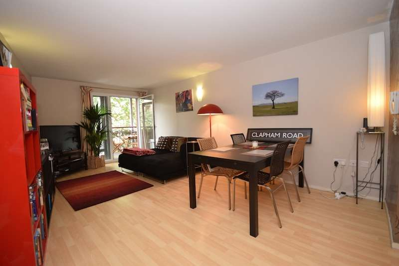 2 Bedrooms Flat for sale in Clapham Road, London, London, SW9