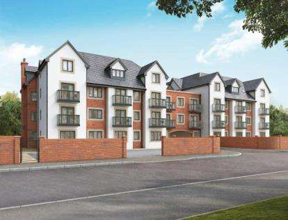 2 Bedrooms Flat for sale in The Atrium, 25-33 Fairhaven Road, Lytham Saint Annes, FY8