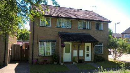 3 Bedrooms Semi Detached House for sale in Lapponum Walk, Hayes