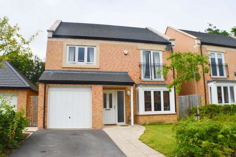 4 Bedrooms House for sale in Beechwood Drive, Prudhoe, NE42