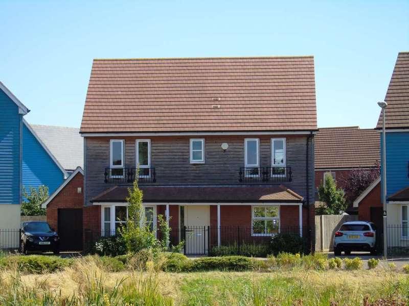 4 Bedrooms Detached House for sale in Farholme, Middleton