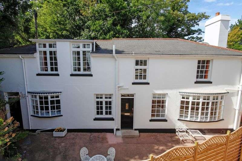 3 Bedrooms Cottage House for sale in Rock House Lane, Torquay