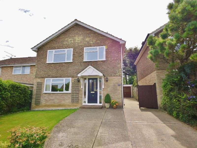 4 Bedrooms Detached House for sale in The Gill, Pembury