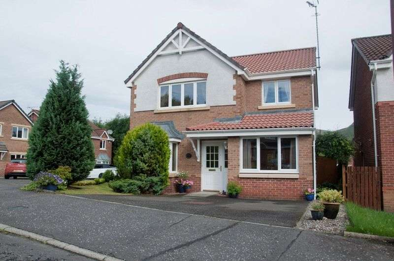 4 Bedrooms Detached House for sale in Rose Street, Tullibody
