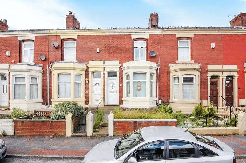 3 Bedrooms Terraced House for sale in Downham Street, BB2 6NS