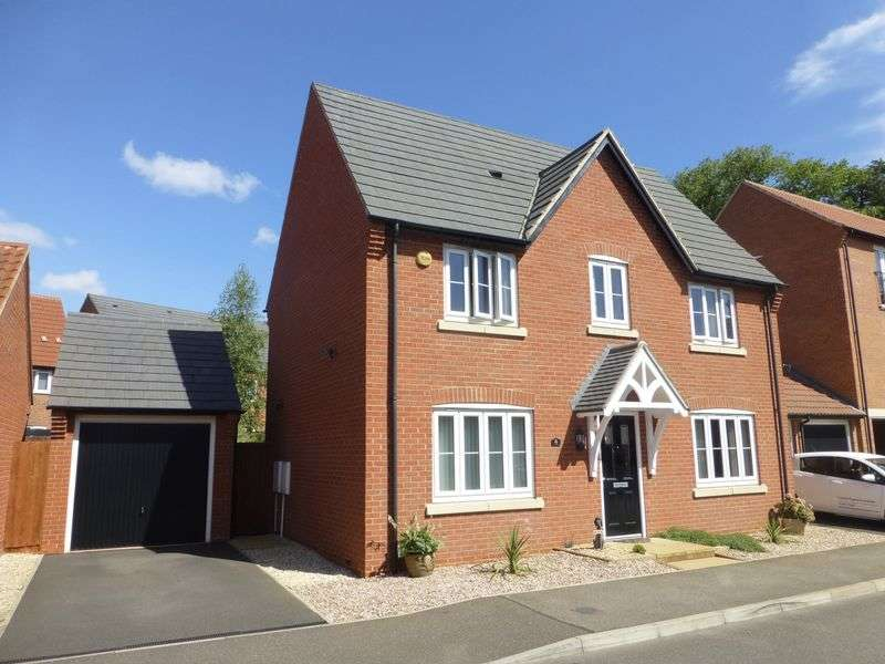 3 Bedrooms Detached House for sale in Montrose Grove, Greylees, Sleaford
