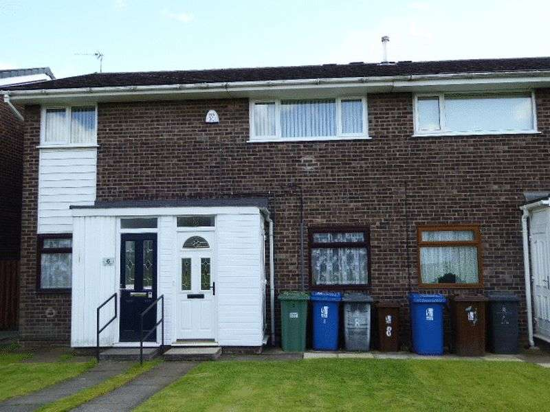 2 Bedrooms Flat for sale in Marchbank, Wigan