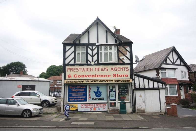 Commercial Property for sale in Poppythorn Lane, Prestwich
