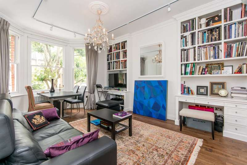 1 Bedroom Flat for sale in Elgin Avenue, Maida Vale, W9