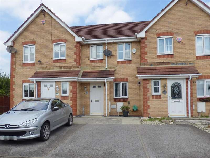 2 Bedrooms Terraced House for sale in St Aidans Grove, Huyton, Liverpool