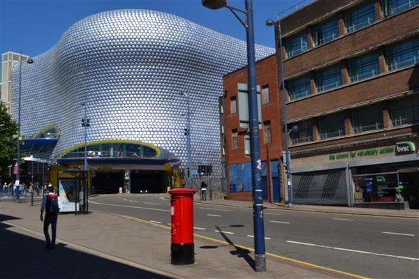 Office Commercial for rent in Moat Lane, Office Space To-Let Birmingham, Birmngham