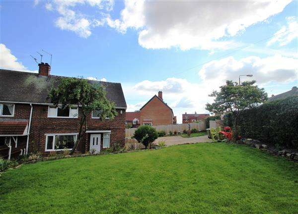 3 Bedrooms Semi Detached House for sale in Grove Lane, South Kirkby