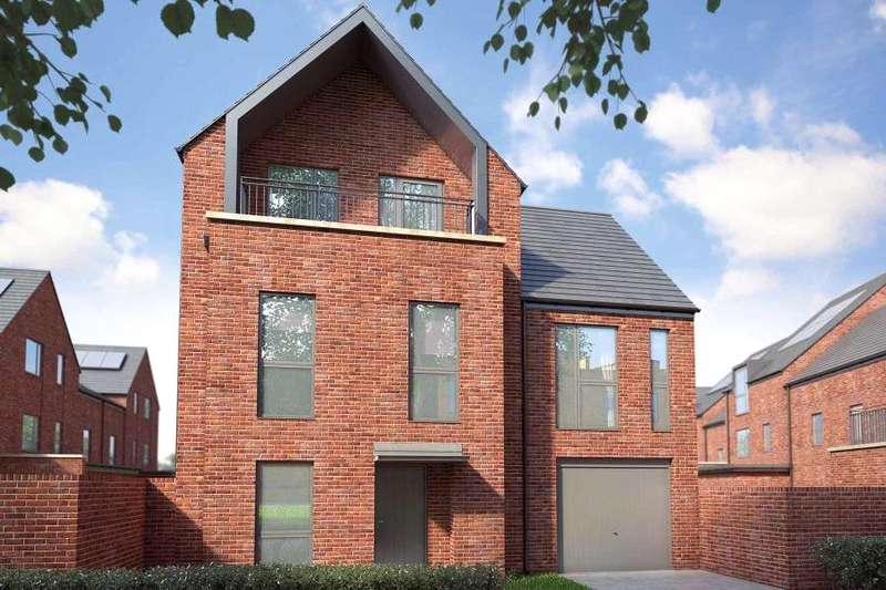 4 Bedrooms Detached House for sale in The Palfrey, Henry Darlot Drive, Mill Hill, London, NW7