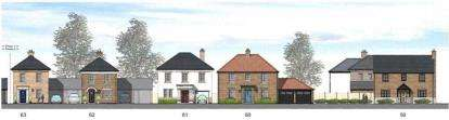 4 Bedrooms Detached House for sale in St Johns Village, Medland Drive, Bracebridge Heath, Lincoln