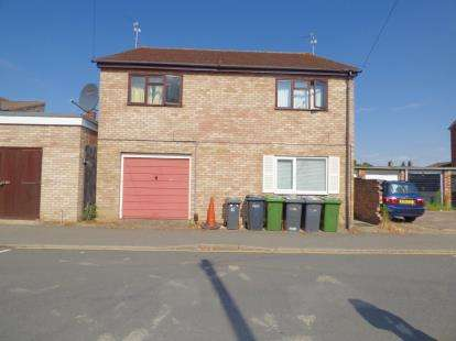 2 Bedrooms Flat for sale in Burmer Road, Peterborough, Cambridgeshire, United Kingdom