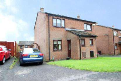 2 Bedrooms Semi Detached House for sale in Bracadale Drive, Baillieston, Glasgow, Lanarkshire
