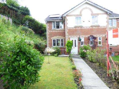 3 Bedrooms Semi Detached House for sale in Highgate, Nelson, Lancashire