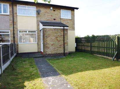 3 Bedrooms End Of Terrace House for sale in Torrington Drive, Hyde, Greater Manchester