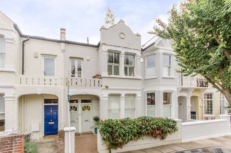 2 Bedrooms Flat for sale in Gartmoor Gardens, Southfields, SW19