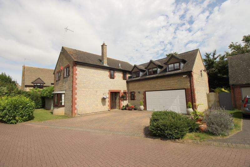 4 Bedrooms Property for sale in Ash Gardens, South Marston, Swindon