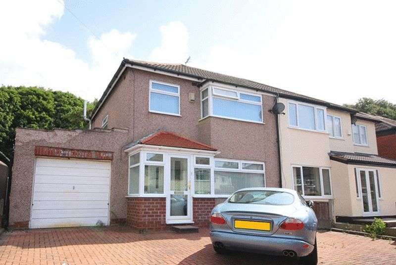 3 Bedrooms Semi Detached House for sale in Rosemont Road, Aigburth, Liverpool, L17