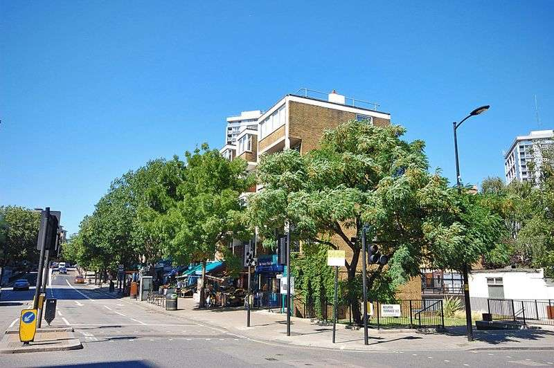 3 Bedrooms Flat for sale in Oldbury House, W2 5HA