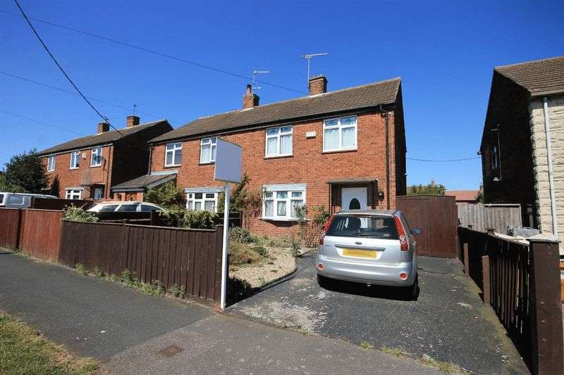 3 Bedrooms Semi Detached House for sale in CHELLASTON LANE, ASTON ON TRENT