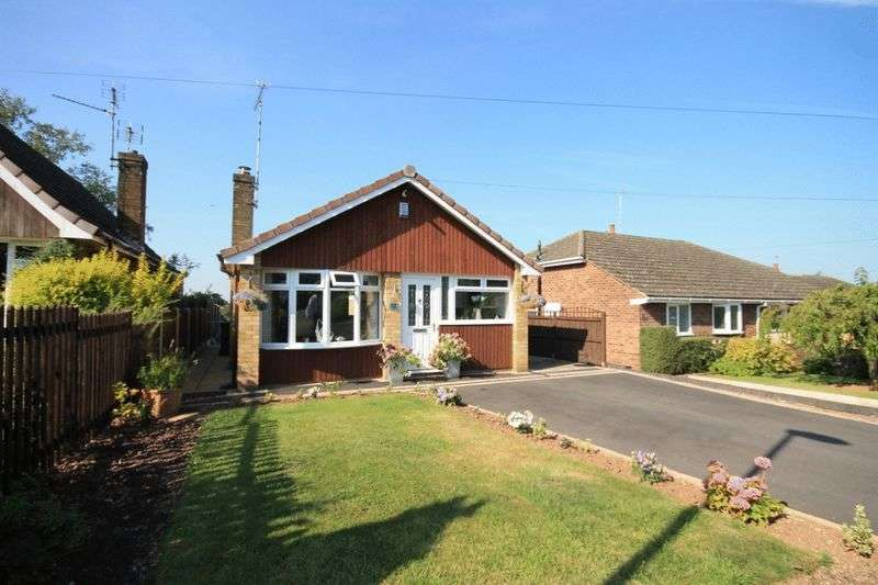 2 Bedrooms Bungalow for sale in CALDER CLOSE, ALLESTREE