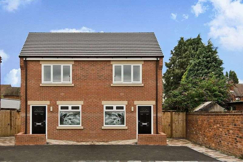 2 Bedrooms Semi Detached House for sale in Marlborough Street, Bloxwich, Walsall