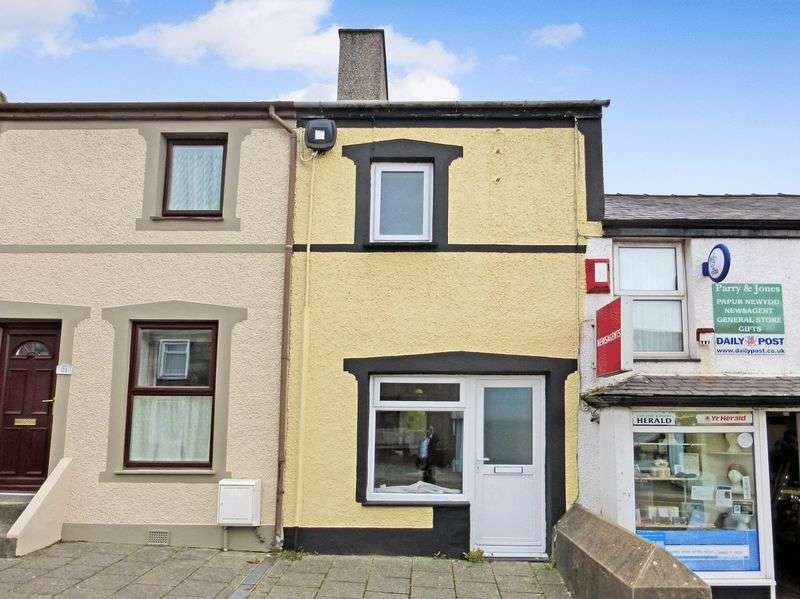 2 Bedrooms Terraced House for sale in Penygroes