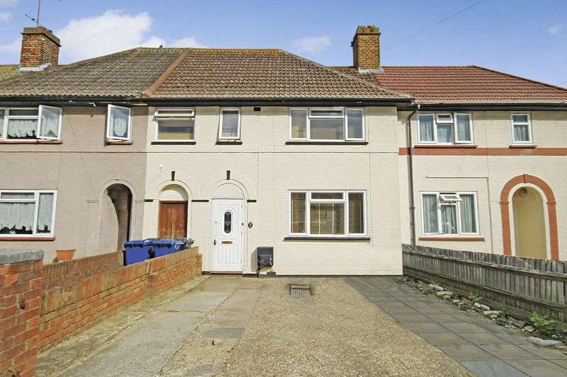 3 Bedrooms Terraced House for sale in Telford Road, Southall