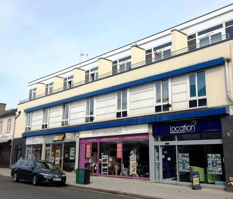 2 Bedrooms Flat for sale in Woolston, Southampton