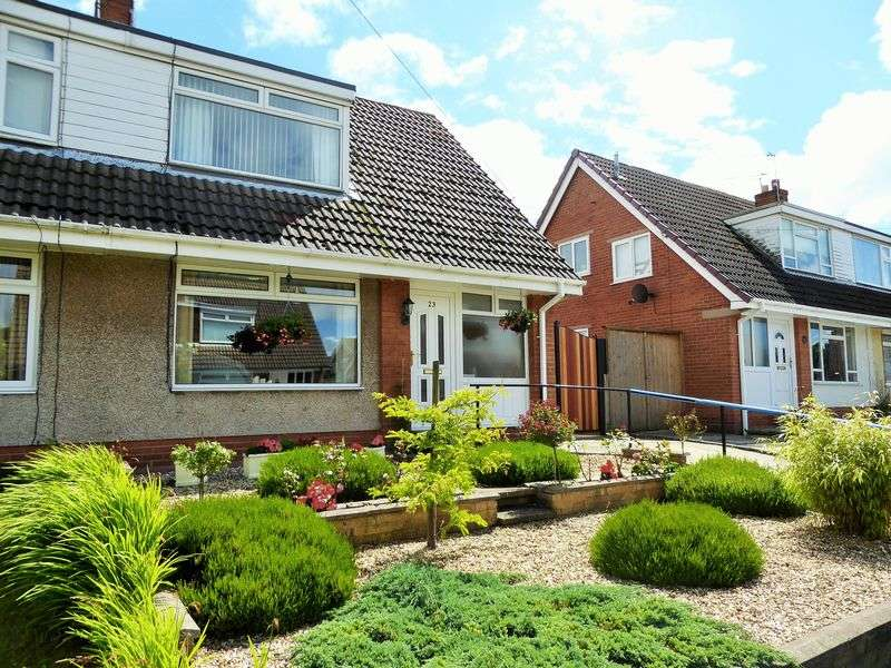 3 Bedrooms Semi Detached Bungalow for sale in Abrams Fold, Banks, Southport