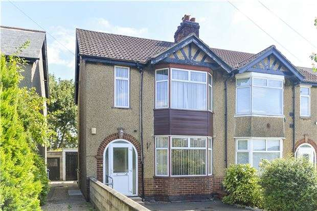 3 Bedrooms Semi Detached House for sale in Green Road, Headington, OXFORD, OX3 8LD