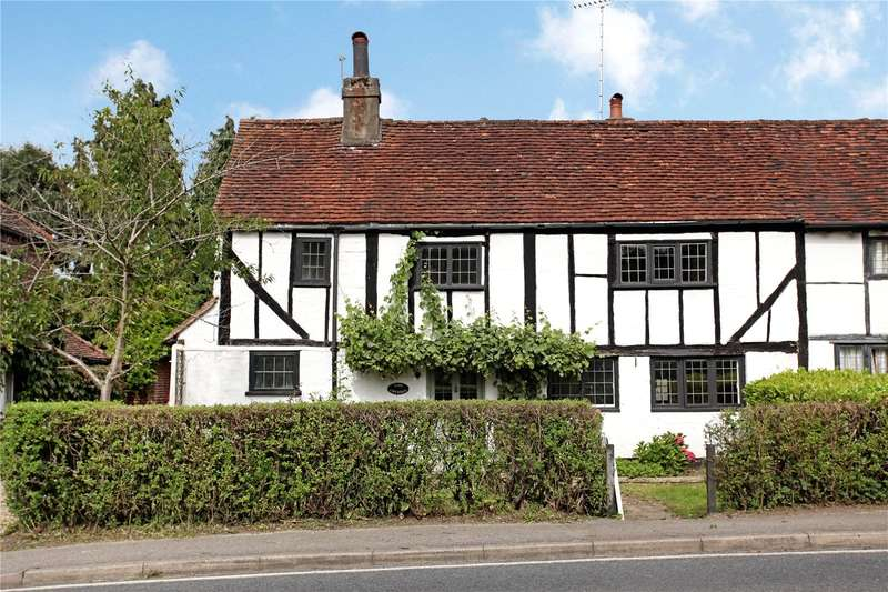 3 Bedrooms Semi Detached House for sale in Stane Street, Ockley, Dorking, Surrey, RH5