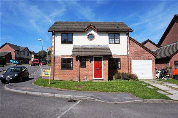 3 Bedrooms Detached House for sale in Nant Arw, CAPEL HENDRE, Ammanford