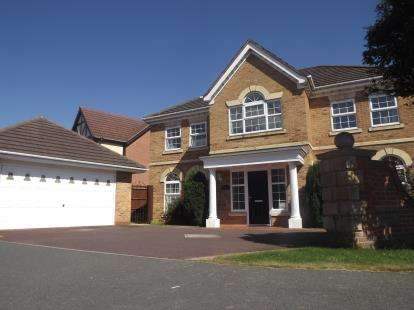 5 Bedrooms Detached House for sale in Queensbury Chase, Littleover, Derby, Derbyshire