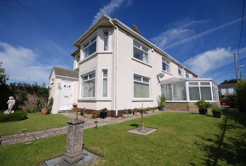 4 Bedrooms Detached House for sale in Broughton Road, Wick, Vale Of Glamorgan, CF71 7QH